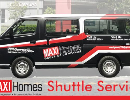 Introducing Our Personal Shuttle Service