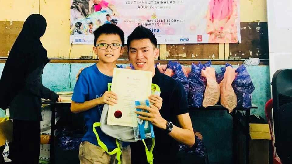 CSR: Read to Lead at Kampung Pasir Penambang | MaxiHomes