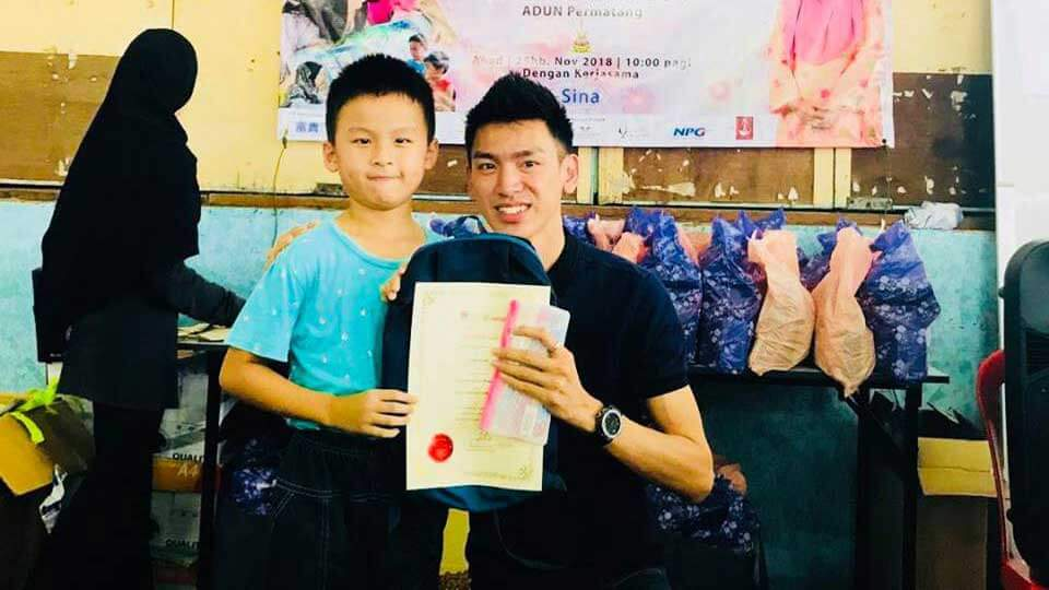 CSR: Read to Lead - Anton with Kids | MaxiHomes